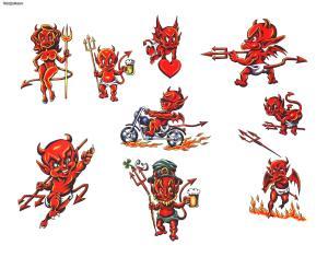 caricaturas-de-diablos
