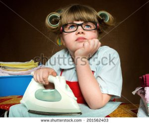 stock-photo-the-mother-are-very-tired-vintage-looking-little-wife-201562403
